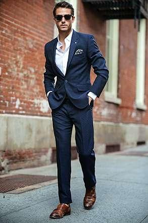 Dressing - Les costumes essentiels - The Men Times par Faubourg Saint Sulpice - Photo: Nick Pierce