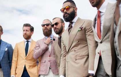 Guide - Les couleurs qui vous vont le mieux - The Men Times par Faubourg Saint Sulpice - Photo: Kuba Dabrowski