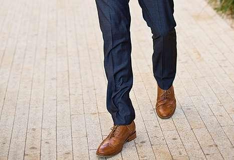 Comment allier pantalon et chaussures   7b7963df47f