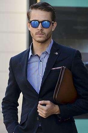 Conseils - Maitrisez le dress code en toutes circonstances - The Men Times par Faubourg Saint Sulpice - Photo: Nick Pierce