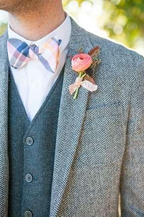 8 indispensables pour un costume de mariage au top - The Men Times par Faubourg Saint Sulpice - Photo: Nicole Dianne