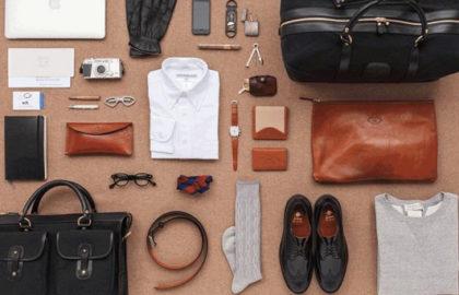 intérieur valise