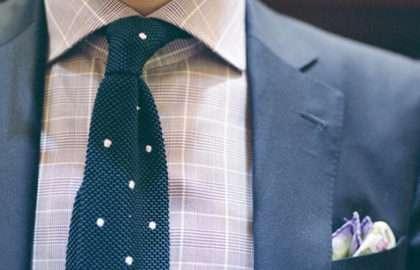 The Men Times- cravate à poids