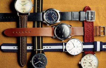 les montres pour hommes