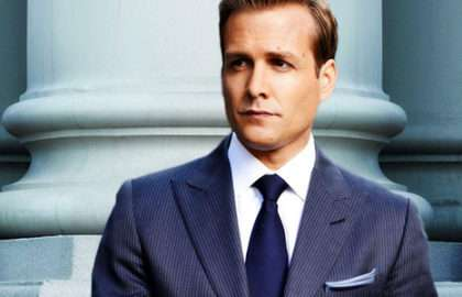 Décryptage - Suits, Avocats sur mesure - The Men Times par Faubourg Saint Sulpice - Harvey Specter