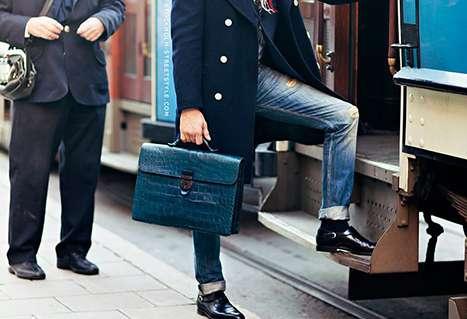 408274d6e7 La sac à main pour homme, un accessoir aussi pratique que stylé!