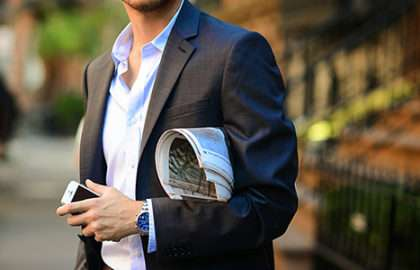 Conseil - Le style en réunion - The Men Times par Faubourg Saint Sulpice - Photo: Nick Pierce
