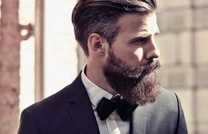 Tendance - Comment associer son costume et sa barbe - The Men Times par Faubourg Saint Sulpice - Patrik Jonasson