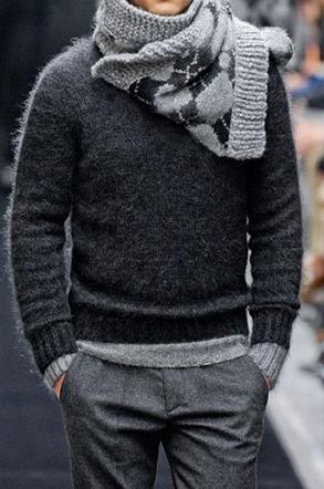 Conseils mode - Affronter l'hiver - The Men Times par Faubourg Saint Sulpice - Ermanno Scervino