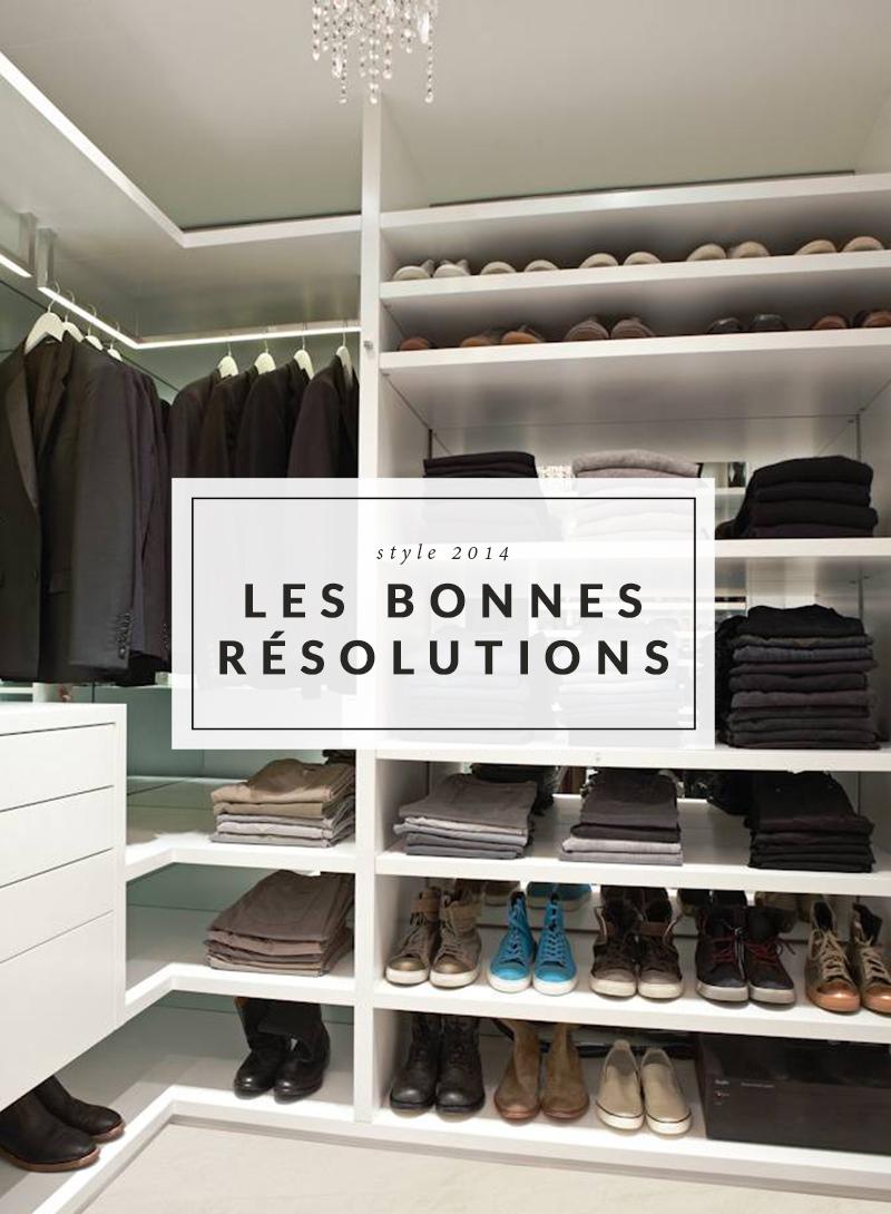 Style 2014 - Les bonnes résolutions - The Men Times par Faubourg Saint Sulpice - Joe's Jones Designer