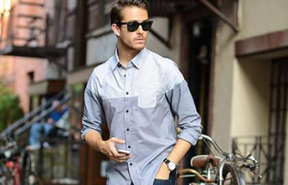 Hipster VS Normcore - Test - The Men Times par Faubourg Saint Sulpice - Photo: Nick Pierce