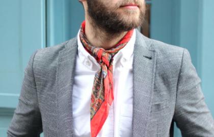 Les tendances mode 2015 - Les 70's - The Men Times par Faubourg Saint Sulpice - Photo : Jonathan Daniel Pryce