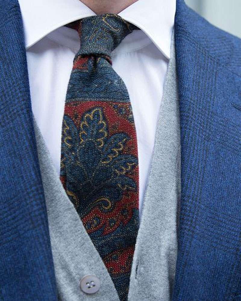 Faubourg Saint-Sulpice - Les noeuds de cravate