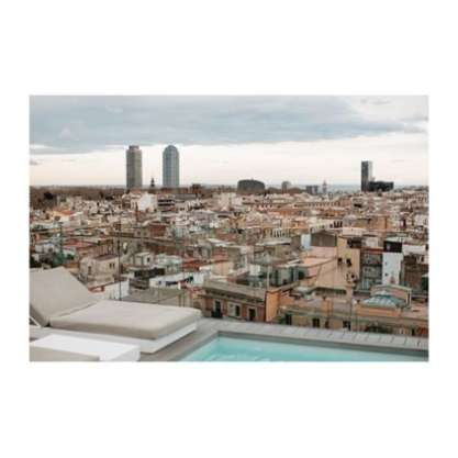 Paysage Barcelone Espagne