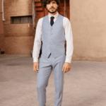 costume sur mesure 3 pièces