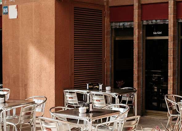 Hola Barcelona café Espagne