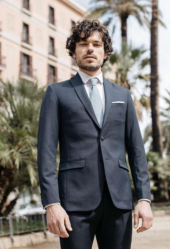 veste sur mesure tailleur homme paris faubourg saint sulpice