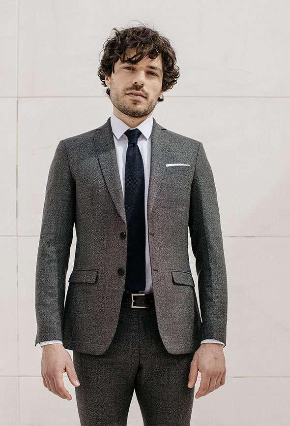 veste sur mesure faubourg saint sulpice tailleur paris homme