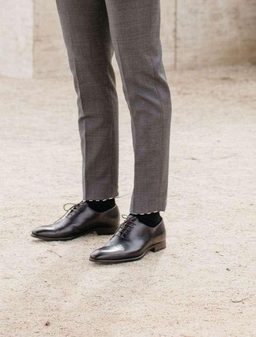 pantalon feu de plancher tailleur paris homme sur mesure