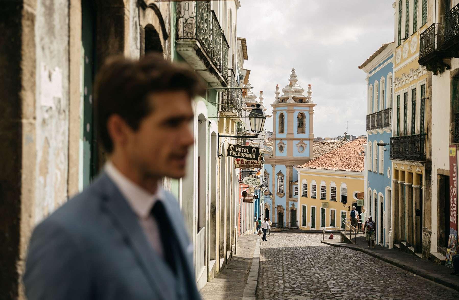 Pelourinho Brésil Bahia Salvador de Bahia